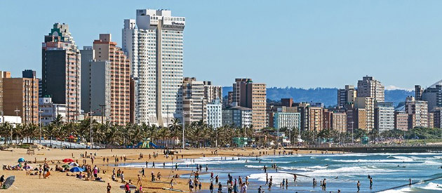Top 12 things to do in Durban