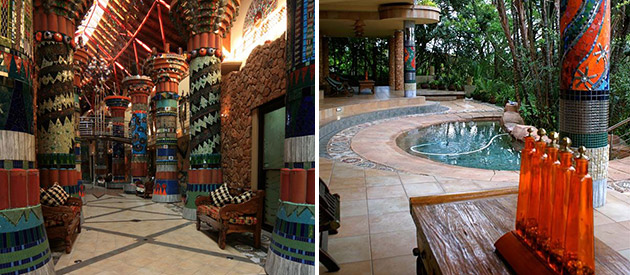 Ammazulu African Palace - Kloof accommodation - KwaZulu-Natal