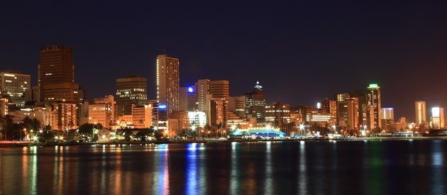 Durban - Central, in KwaZulu-Natal, South Africa